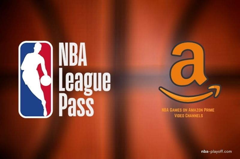 NBA Games on Amazon Prime Video Channels