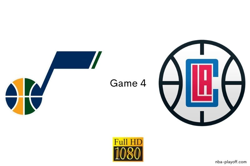 clippers vs jazz live 1462021